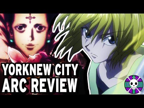 Yorknew City Arc Review | Hunter X Hunter