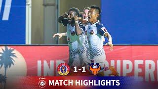 Highlights - SC East Bengal 1-1 FC Goa - Match 49 | Hero ISL 2020-21