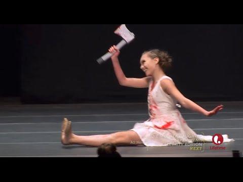 Dance Moms | Maddie's Solo Lizzie Borden