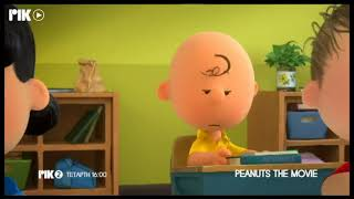 Peanuts the movie  26.12.18