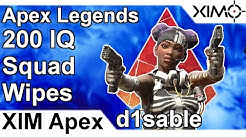 Xim Apex Legends Best Official Settings