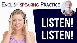 English Listening Practice - Learn English Listening Comprehension Storytelling TPRS