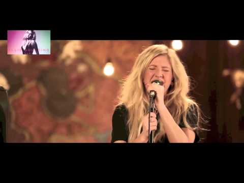 Burn (Acoustic) | Ellie Goulding - @ Music Studio | Luigi Grosu (description)