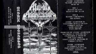Atomic Aggressor-Blood Ceremonial (demo)-1989
