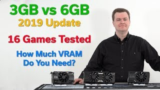 GTX 1060 3GB vs 6GB — 2019 Update — How Much VRAM Do You Need?