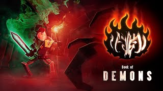 Cry Tries Out: Book of Demons