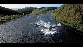 Плавание вольным стилем   гребок