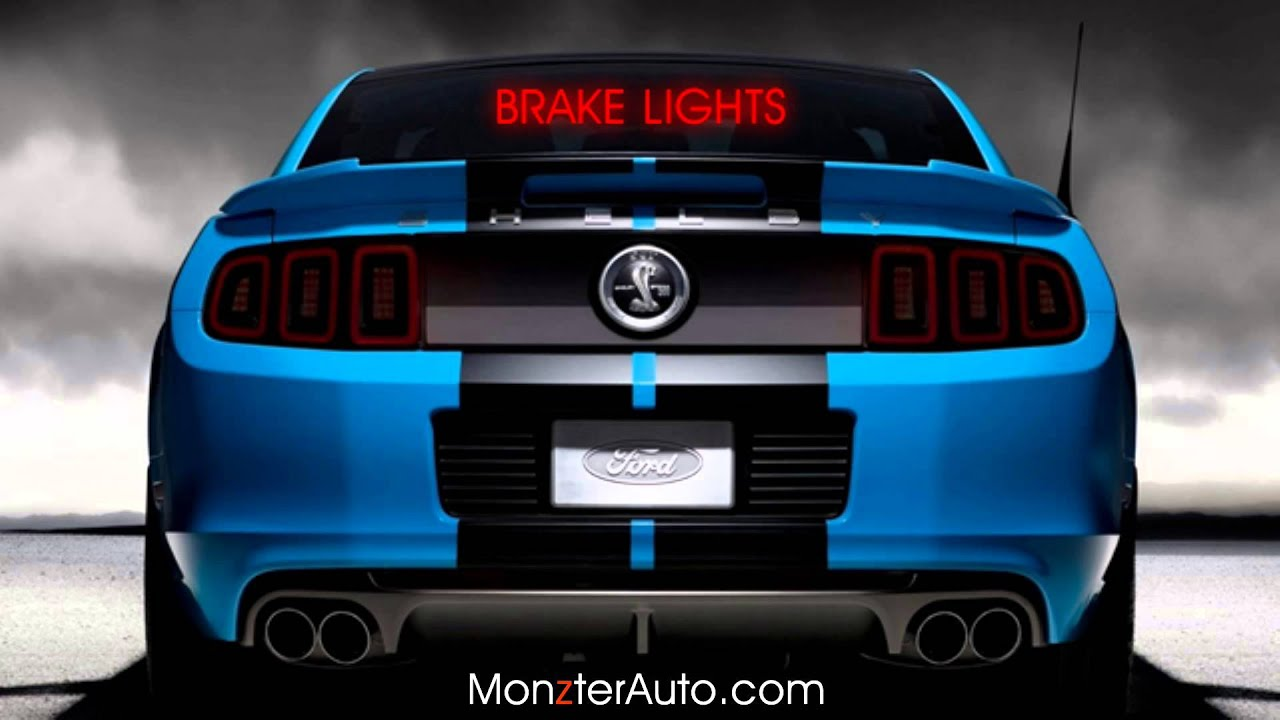 2010 2014 Mustang Sequential Tail Light Sequencers Youtube