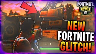 "*NEW* GAME BREAKING FORTNITE GOD MODE GLITCH! (NEW ""JUNK JUNCTION"" WALK-THROUGH OBJECT!!)"