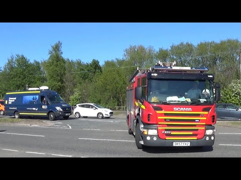 *RARE* Merseyside Fire & Rescue Service - Toxteth