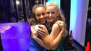 Chloe Lukasiak and Nia Sioux