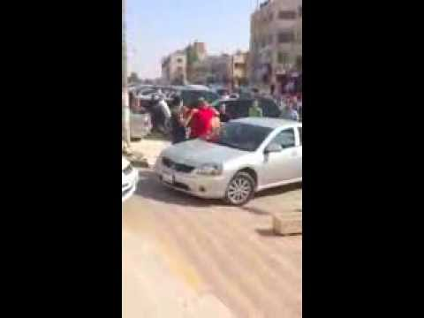 Ghetto amman fight