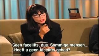 Ushi intervieuwd Eileen Fulton