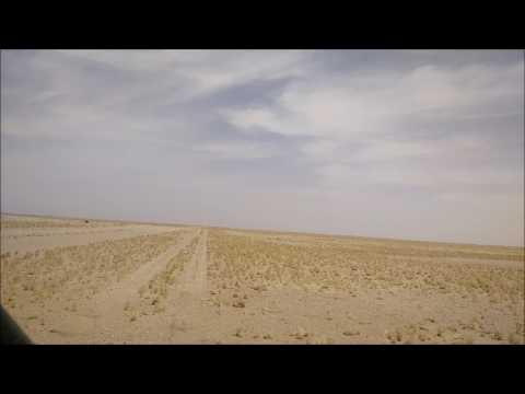 Piste Zouerat - Bir Moghrein, Tiris-Zemmour, Mauritania