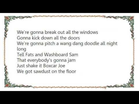 Grateful Dead - Wang Dang Doodle Lyrics