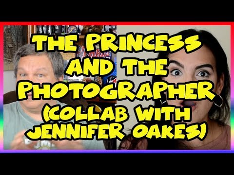 Princess & the Photographer (collab w/ Jennifer Oakes) - Ep 88 Confessions of a Theme Park Worker