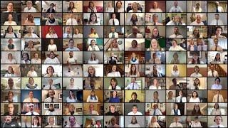 Concordia Alumni Virtual Choir performs Nun ruhen alle Wälder