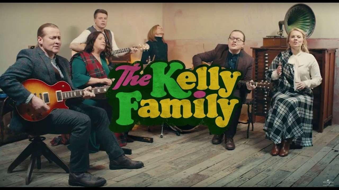 Kelly Family Youtube