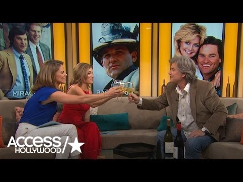 Kurt Russell On His Enduring Relationship With Goldie Hawn | Access Hollywood