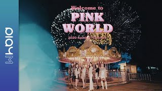 (SUB) Apink 6th Concert [Welcome to PINK WORLD] DVD Teaser