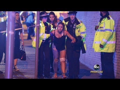 Thumbnail: Ariana Grande concert bombing in Manchester | Explosion kills at least 19