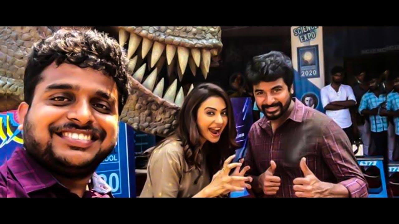 Ayalaan: 3 வருஷ உழைப்பு | Sivakarthikeyan, AR Rahman, Rakul preet singh | Director Ravikumar