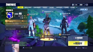 NEW SKIN [SPIDER KNIGHT] Gameplay Fortnite PROPlayers Road to 50 sub:) giveaway on 75 sub