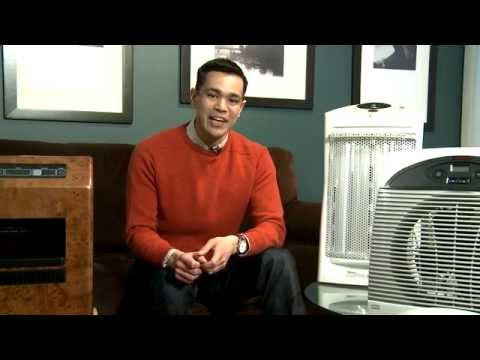 Energy Experts: Space Heaters