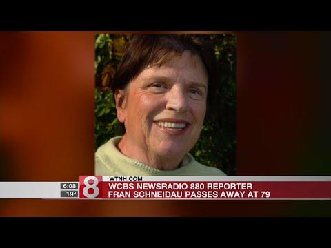 Connecticut radio icon Fran Schneidau passes away