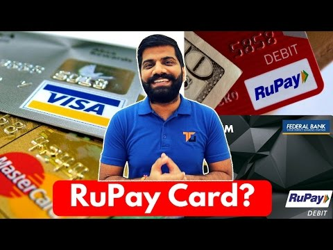 The Truth Behind RuPay Card | MasterCard Vs VISA Vs RuPay card?