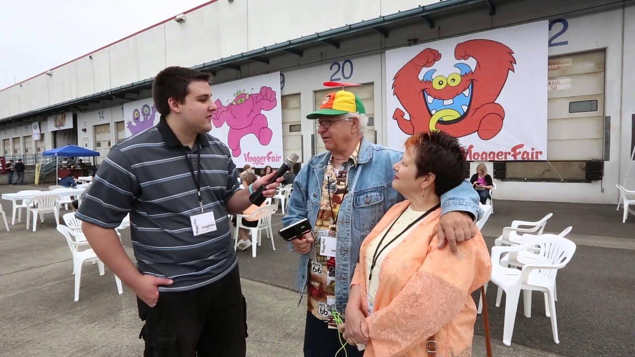 Interview: Joe and Judy Pirillo - VloggerFair 2013