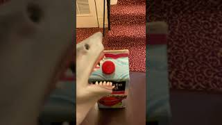 SHARK PUPPET GETS ATTACKED BY KUSH PAPI!!!!!