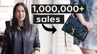 How Rebecca Minkoff Went From Fashion Intern to $100 Million Dollar Brand