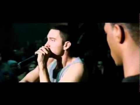 Eminem - Rabbit Vs. Papa Doc (Freestyle From 8 Mile) Lyrics