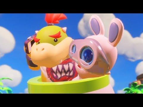 Mario + Rabbids Kingdom Battle - Walkthrough Part 13 - World 2-3