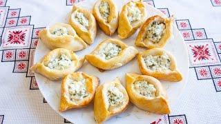 ПОГАЧА-восточные пирожки с сыром ПОГАЧА-східні пиріжки з сиром від  First Culinary Ukraine