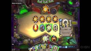 Hearthstone - How to Beat Heigan the Unclean Heroic Boss Battle in Curse of Naxxramas