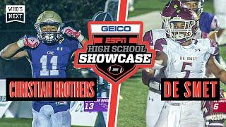 De Smet Jesuit (MO) vs. Christian Brothers College (MO) - ESPN Broadcast Highlights
