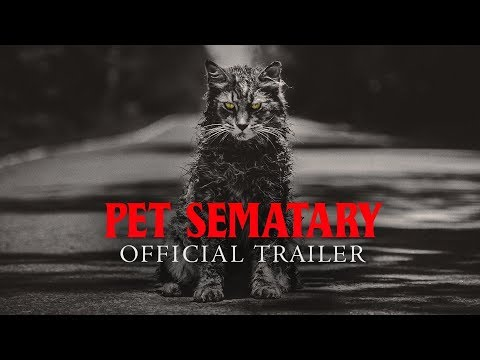 DZL - The Pet Semetary reboot it here and looks scarier than the original!