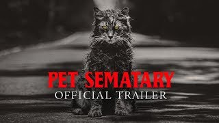 They don't come back the same. Watch the second trailer for #PetSematary, based on Stephen King's terrifying novel. In theatres April 5, 2019. Based on the ...