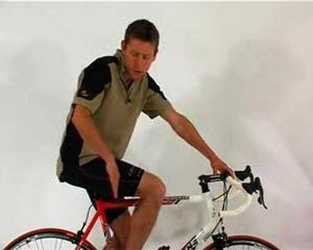 Road bike fitting