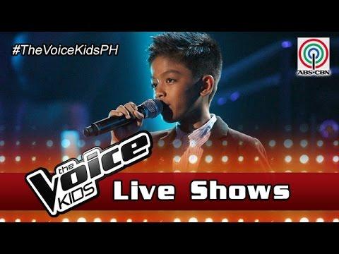 "The Voice Kids Philippines 2016 Live Semi-Finals: ""Pangarap Ko Ang Ibigin Ka"" by Alvin"