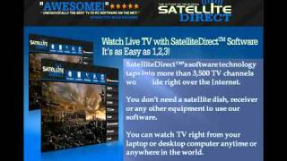 IS SATELLlTE DIRECT TV IS SCAM?  GREAT REVIEW !