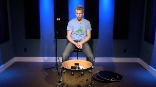 Tuning Your Bass Drum - Free Drum Lessons(FREE Series: The Top 3 Bass Drum Techniques - http://bit.ly/OvzisC . In this free drum lesson, Jared Falk demonstrates how he likes to tune his bass drum., 2011-11-22T17:39:41.000Z)