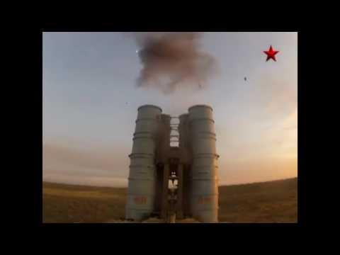 Пуски российских ракет