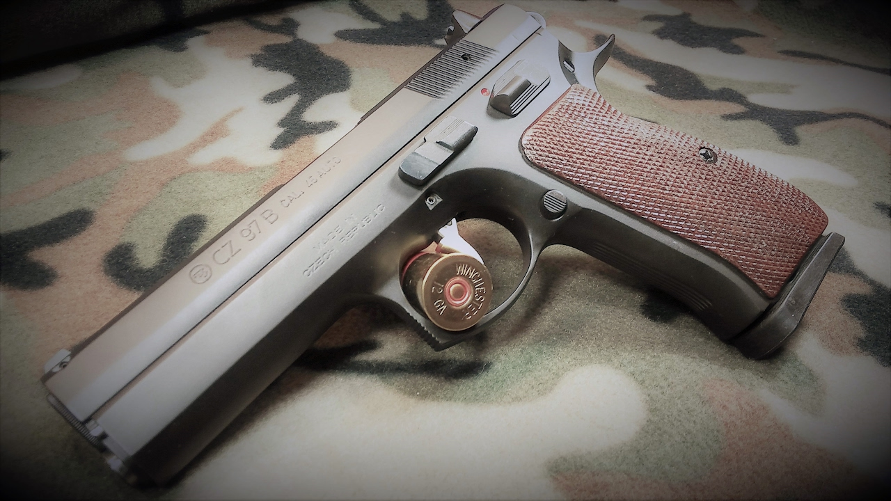 How to Field Strip a CZ97B
