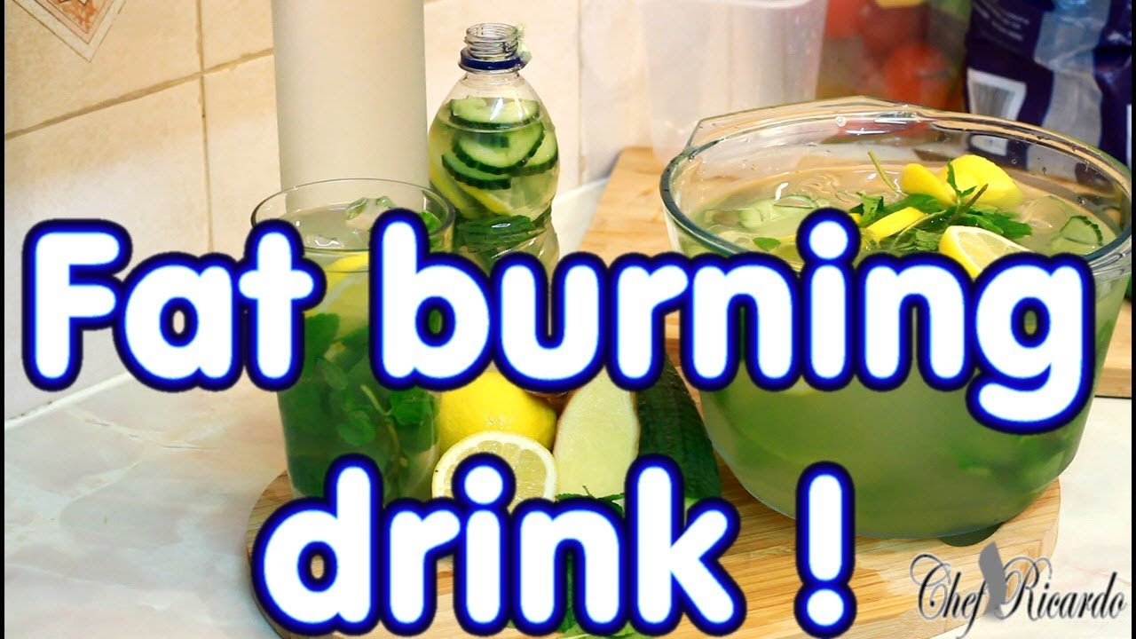 Fat Burning Drink Detox Your Body.Help You To Lose Weight  Recipes By Chef  Ricardo