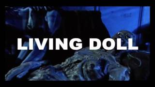 Living Doll trailer