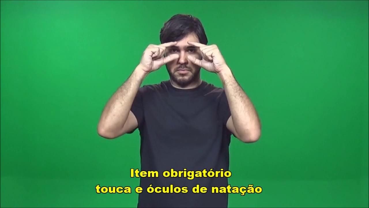 6e54c8c97 ITENS OBRIGATÓRIOS NATAÇÃO - YouTube