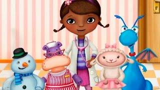 Disney Doc McStuffins Heal Friends Доктор Плюшева лечит друзей Doc McStuffins 2014